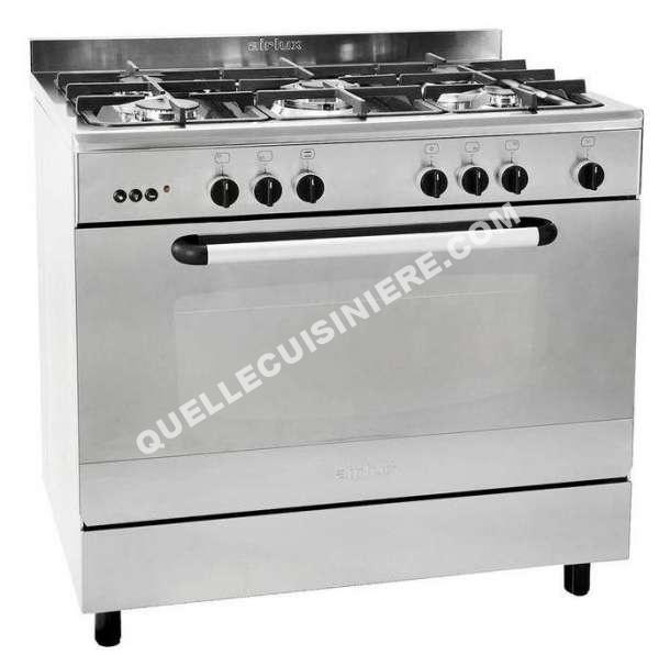 Cuisiniere airlux cc902gix au meilleur prix for Prix d un piano de cuisson