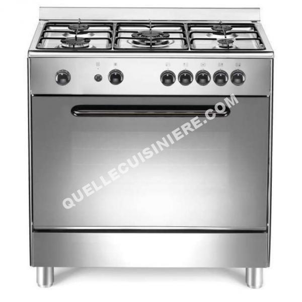cuisiniere aucune coldis cocg8050ib piano de cuisson 5 feux inox au meilleur pr. Black Bedroom Furniture Sets. Home Design Ideas