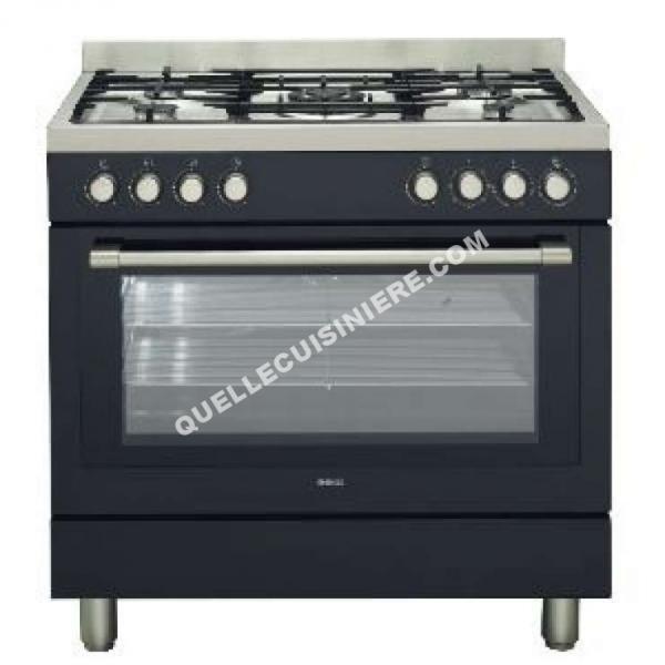 cuisiniere beko gm15120dx au meilleur prix. Black Bedroom Furniture Sets. Home Design Ideas