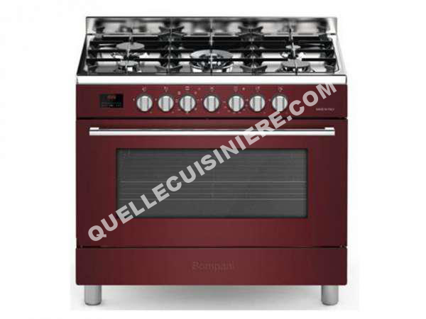 cuisiniere bompani 234500 piano de cuisson celebrity 5 feux gaz 1 four multifo. Black Bedroom Furniture Sets. Home Design Ideas
