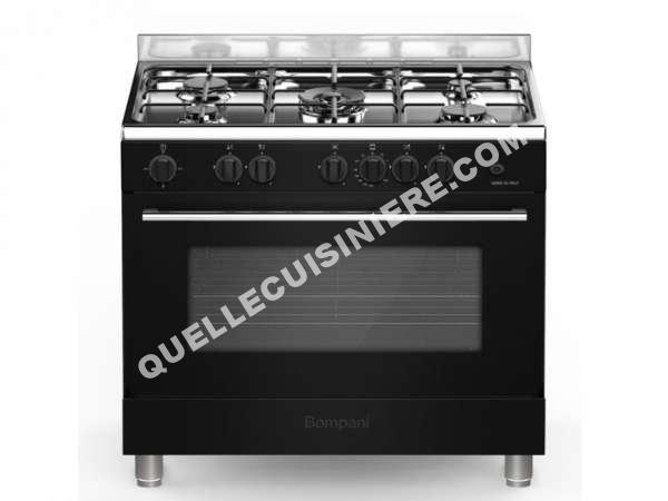 cuisiniere bompani 234520 piano de cuisson coing 5 feux gaz 1 four gaz de 90. Black Bedroom Furniture Sets. Home Design Ideas