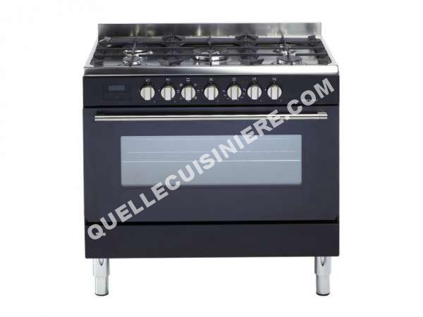 cuisiniere bompani 234548 piano de cuisson celebrity 5 feux gaz 1 four multifo. Black Bedroom Furniture Sets. Home Design Ideas