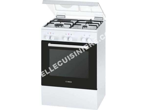 cuisiniere bosch cuisini re mixte 60 cm hgd72d120f au meilleur prix. Black Bedroom Furniture Sets. Home Design Ideas