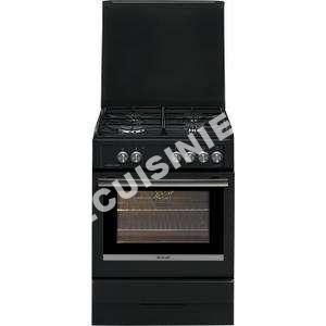cuisiniere brandt bcg6640a cuisini re table gaz 4 foyers four lectrique catal. Black Bedroom Furniture Sets. Home Design Ideas