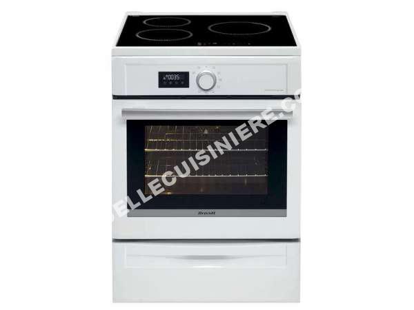 cuisiniere brandt cuisini re induction 60 cm bci6651w au meilleur prix. Black Bedroom Furniture Sets. Home Design Ideas