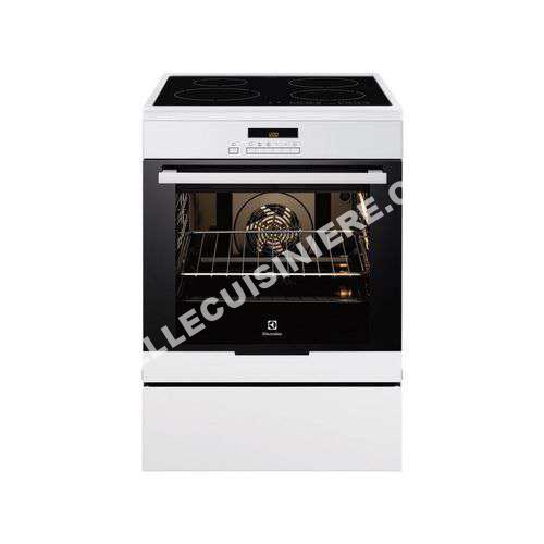 cuisiniere electrolux cuisini re induction eki6771cow au meilleur prix. Black Bedroom Furniture Sets. Home Design Ideas