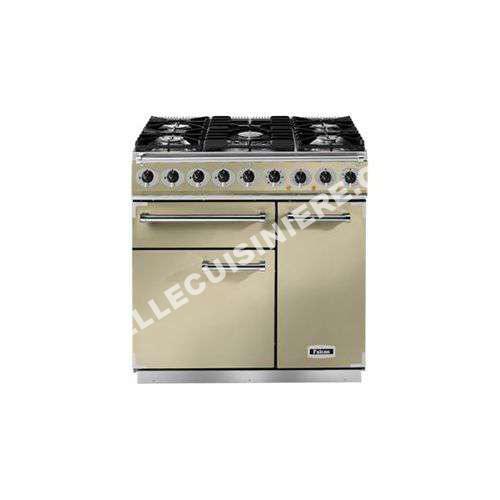 cuisiniere falcon cuisini re gaz pkr900 deluxe f900dxdfss cm eu inox chrome g. Black Bedroom Furniture Sets. Home Design Ideas