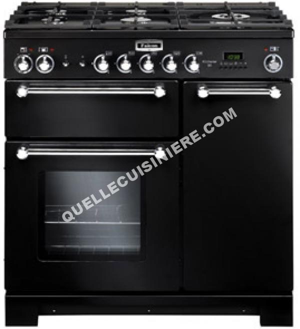 cuisiniere falcon kitchener 90 mixte au meilleur prix. Black Bedroom Furniture Sets. Home Design Ideas