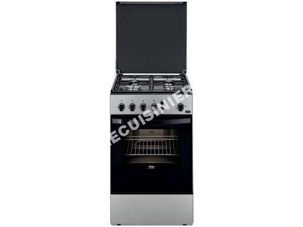 cuisiniere faure cuisini re gaz 50 cm fcg51061sa au meilleur prix. Black Bedroom Furniture Sets. Home Design Ideas
