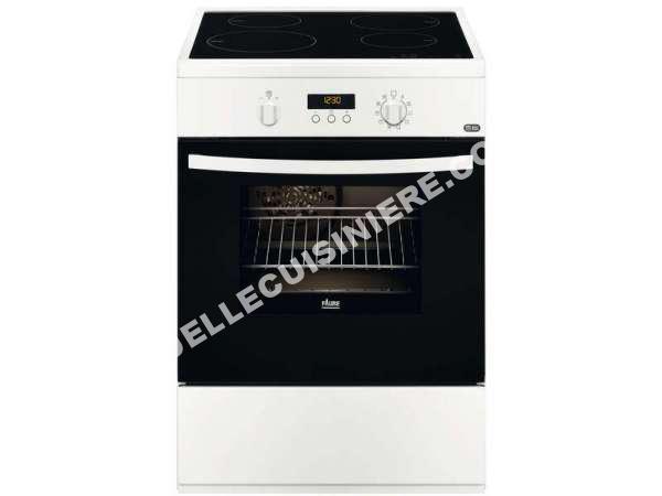 cuisiniere faure cuisini re induction fci6561pwa au meilleur prix. Black Bedroom Furniture Sets. Home Design Ideas