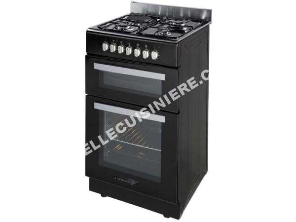 cuisiniere la germania cuisini re mixte 50 cm tgx50dfn au meilleur prix. Black Bedroom Furniture Sets. Home Design Ideas