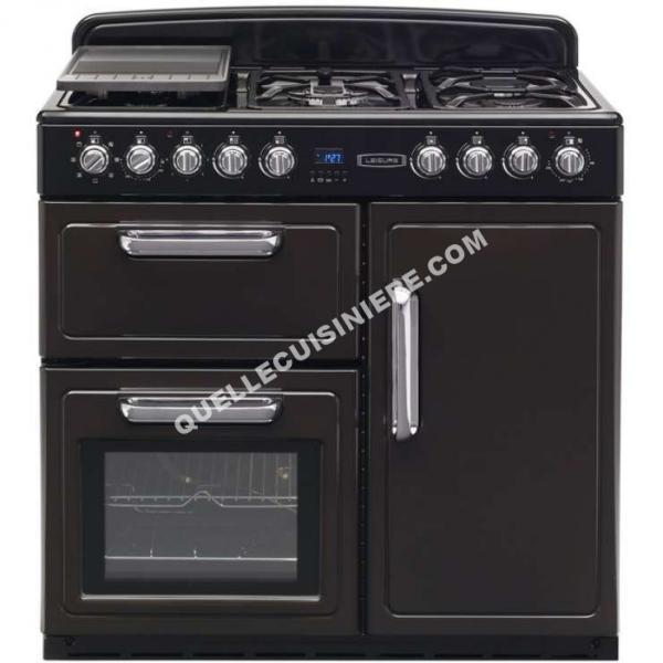 cuisiniere leisure cm09b au meilleur prix. Black Bedroom Furniture Sets. Home Design Ideas