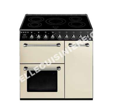 cuisiniere smeg cuisini re induction bm93ip au meilleur prix. Black Bedroom Furniture Sets. Home Design Ideas