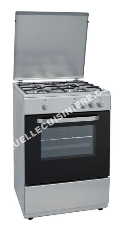 cuisiniere valberg cuisini re gaz cg 60 4cc s vet au meilleur prix. Black Bedroom Furniture Sets. Home Design Ideas