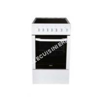 Cuisinière<br/> vitrocéramique  CSS 57100 GW BEK00162