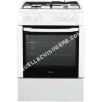 Cuisinière électrique  CSS 63110 DW BEK00124
