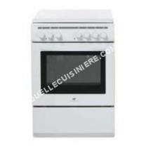 Cuisinière mixte  CECM6060MW2 Cuisinière 60*60