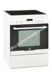 nouveautes Cuisinière vitrocéramique EKC66700OW