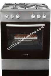 Cuisinière mixte Cuisinière mixte ECM601i