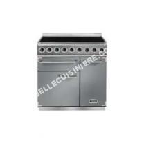 Cuisinière à induction Cuisinière induction Pkr900 Deluxe F900DXEIBL/C EU noir chrome