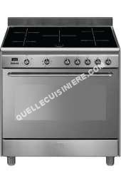 nouveautes Piano de cuisson ESTHETIQUE CLASSICA 90cm INDUCTION INOX - CG90IX9