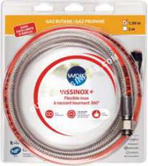 Accessoires<br/> cuisinière Tuyaux gaz BUT/PRO 150M TBV150 Tuyau BUT/PRO 150M TBV150